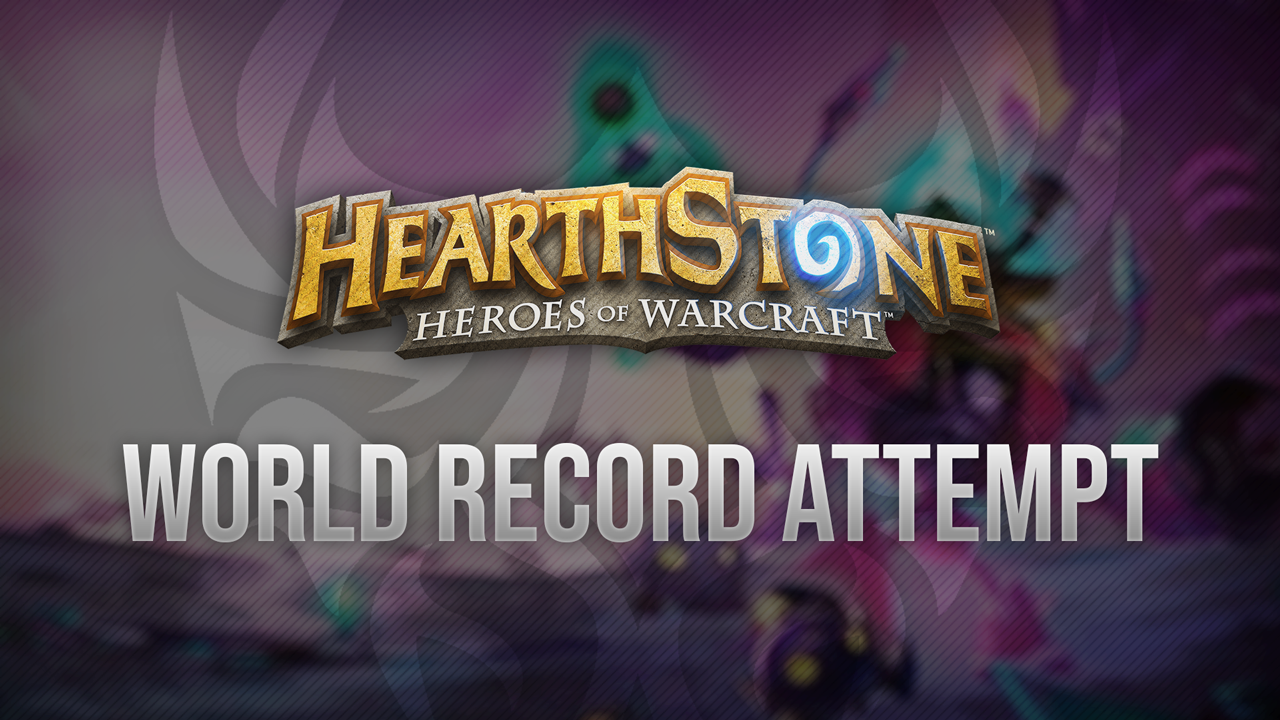 World Record attempt